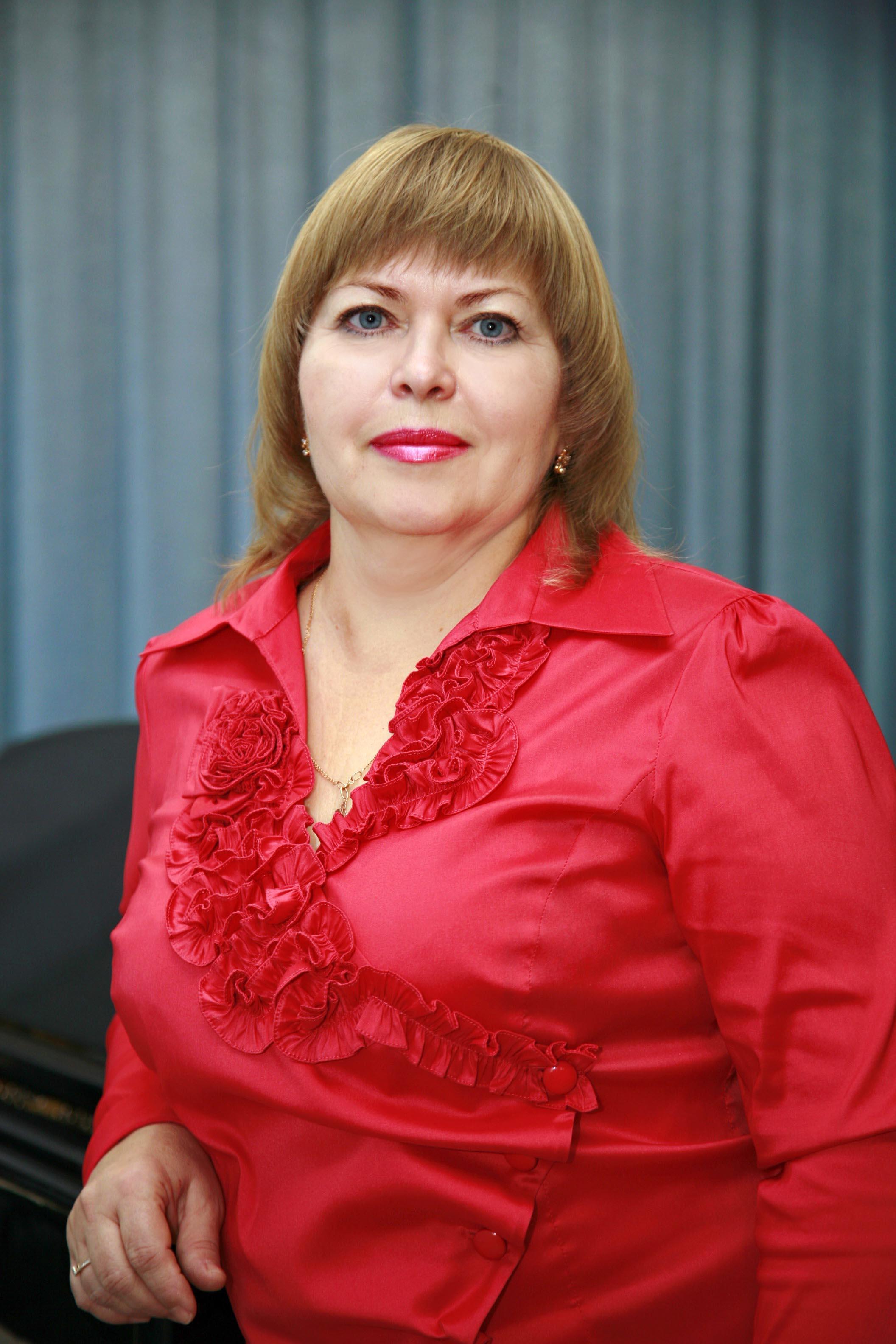 Дружинина Антонина Викторовна